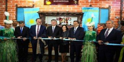 Keçiören'de Kazakistan rüzgarı esti