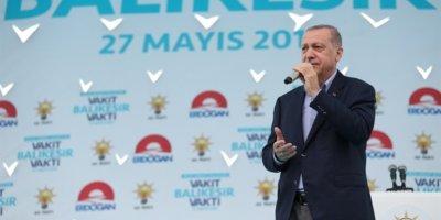 Cumhurbaşkanı Erdoğan  Muharrem İnce'nin Gülen iddiasına yanıt verdi