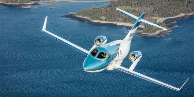 HondaJet Elite uçuş menzilini 400 km artırdı