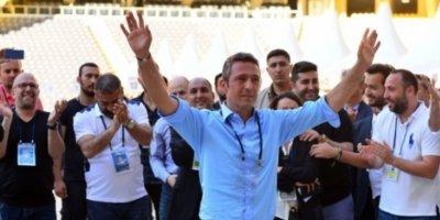 Fenerbahçe'de KOÇ dönemi başladı