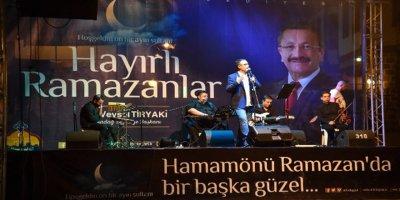Hamamönü'nde İbrahim Sadri rüzgarı esti