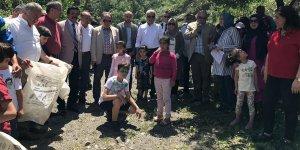 Ceylan Dünya Çevre Gününde Mamak Kıbrıs Kanyonundaydı