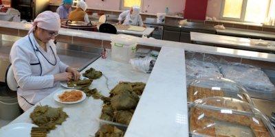 Bayram baklavaları El ve Yöresel Ürünler Merkezi'nden
