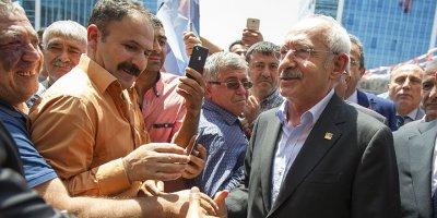 Kemal Kılıçdaroğlu: Muharrem İnce bizim değerimizdir