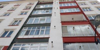 Yozgat'ta bulunan apartmanda keramet var