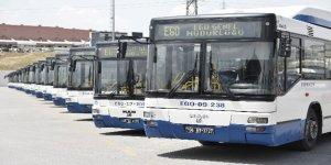 Hafta sonu Ankara'da otobüs bedava