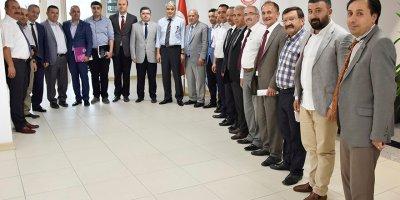 Mutabakat Komitesi toplandı