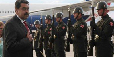 Maduro'dan dikkat çeken Erdoğan açıklaması