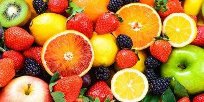 Kilo vermek istiyorsanız meyve yiyin