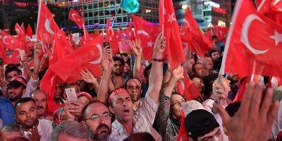 Ankaralılar yine meydandaydı