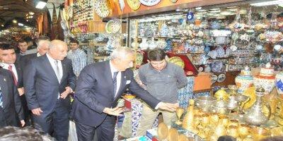 TESK Başkanı Palandöken: Zincir marketlere kuralda geç kalınmasın