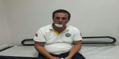 Ankara'da 112 Acil Servis ekibine saldırdılar