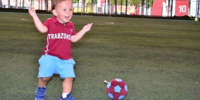 İşte dünyanın en genç transferi 'Bordo'