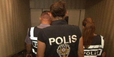 """Ankarada 3 bin 500 polisle """"huzur uygulaması"""""""