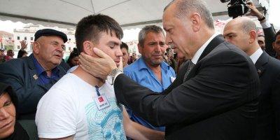 Başkan Erdoğan'dan idam açıklaması!