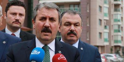 Destici'den 'idam cezası' açıklaması