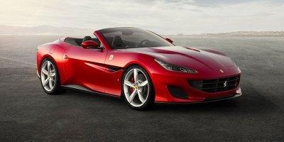 Ferrari Portofino'ya özel boya geliştirildi