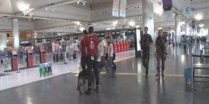 Atatürk Havalimanı ve metro istasyonlarında yeni güvenlik önlemleri haberi