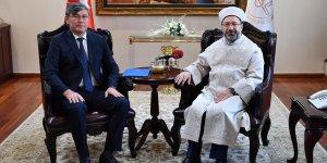 Erbaş: Dini kurumlarımız arasındaki işbirliği önemli