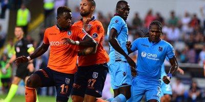 Başakşehir, Trabzonspor'u rahat geçti