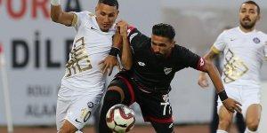 Osmanlı'ya yazık oldu! Boluspor 1-0 Osmanlıspor
