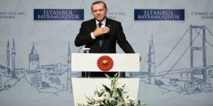 Cumhurbaşkanı Erdoğan'dan terörle mücadeleye vurgu