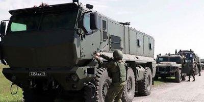 Rusya tarihinin en büyük askeri tatbikatı