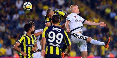 Fenerbahçe ile Konyaspor 35. randevuda