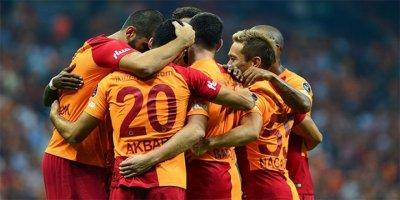 Galatasaray devler liginde