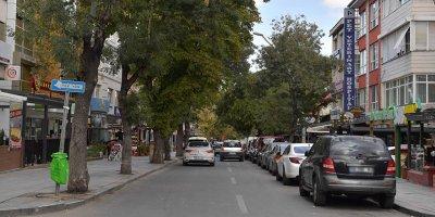 Ankaralılar dikkat!  7. Cadde trafiğe kapatılıyor!