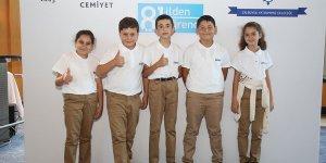 Ankara'dan başarılı beş öğrenci Darüşşafaka'da