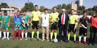 Amatör futbol sezonuna U15 Ligi ile start verildi