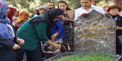 MHP'li kadınlar Ankara'da buluştu