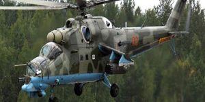 IŞİD Suriye'de Rus helikopterini düşürdü