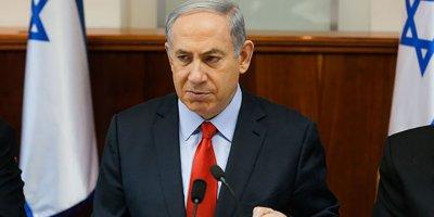 Netenyahu'dan skandal açıklama