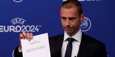 EURO 2024 ev sahibi Almanya oldu