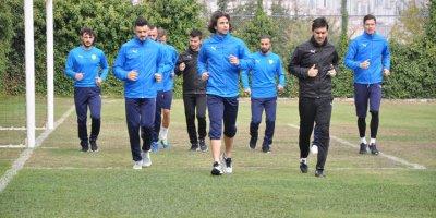 Ankaragücü'nde yoğun tempo