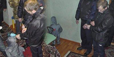 Rusya'da baba vahşeti! Küçük kızını şişe ile katletti
