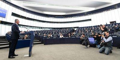 Avrupa Parlamentosu'ndan 70 milyonluk skandal!