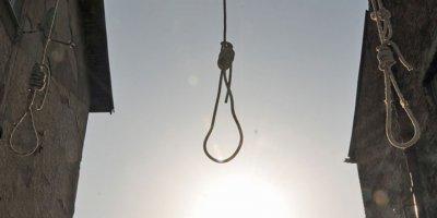 İran'da idam! Biri kadın 5 kişi idam edildi