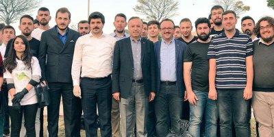 """AK Parti Ankara Gençlik Kolları'ndan """"AK Çevre İçin Harekete Geç"""" projesi"""