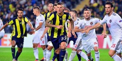 Fenerbahçe rahat kazandı