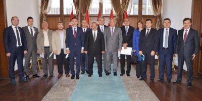 Ankara İl İstihdam ve Mesleki Eğitim Kurulu Toplantısı Yapıldı