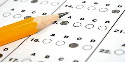 Ortaöğretimliler için KPSS sınavı başladı