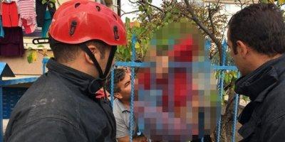 Aksaray'da korkunç kaza