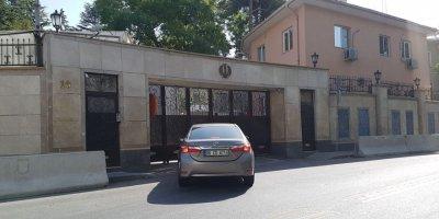 İran'ın Ankara'da Büyükelçiliği'nde bomba alarmı!