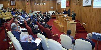 Etimesgut Belediyesi'nin 2019 bütçesi 351 milyon TL