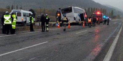 Kahramanmaraş'taki kazadan acı bilanço