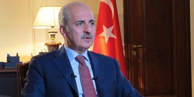 AK Parti'den beklenen 'ittifak' açıklaması Numan Kurtulmuş'tan geldi