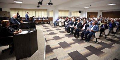 Yenimahalle Belediyesi'nin yeni dönem bütçesi kabul edildi
